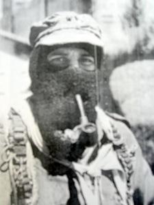 El Subcomandante en noviembre de 1996