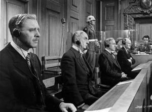 Juicio en Nüremberg, de Stanley Kramer, 1961.