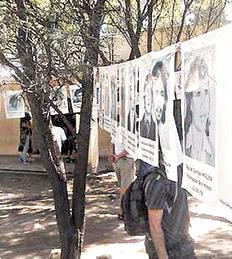 El campo de concentración de La Ribera, hoy un sitio de la memoria. Imagen: Gentileza La Voz del Interior