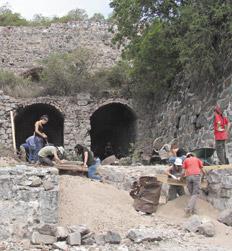 El Equipo Argentino de Antropologìa Forense (EAAF) ya estaba trabajando en uno de los lugares señalados por el represor.