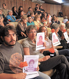 En la megacausa de La Perla se juzga a 45 imputados por delitos cometidos contra 417 víctimas. Imagen, Télam.