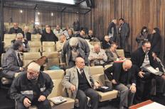 Los represores acusados por los delitos de lesa humanidad perpetrados en La Perla son 52. Imagen Télam.