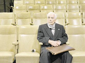 El represor Luciano Benjamín Menéndez, máximo responsable de los crímenes cometidos en La Perla.