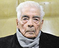 Luciano Benjamín Menéndez es el represor con más condenas que registra la historia argentina.