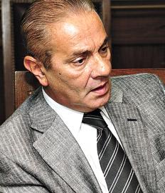 Luis Rueda, presidente de la Cámara Federal de Apelaciones de Córdoba. Imagen gentileza La Voz del Interior.